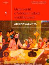 Abhinavagupta – Osm veršů o vědomí, jehož vyššího není
