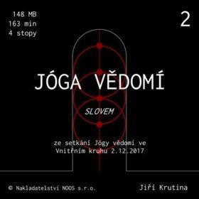 NOVINKA: Jóga vědomí slovem 2 (MP3 audio)