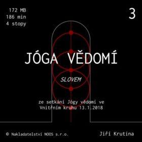 NOVINKA: Jóga vědomí slovem 3 (MP3 audio)
