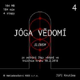 NOVINKA: Jóga vědomí slovem 4 (MP3 audio)