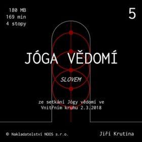 NOVINKA: Jóga vědomí slovem 5 (MP3 audio)