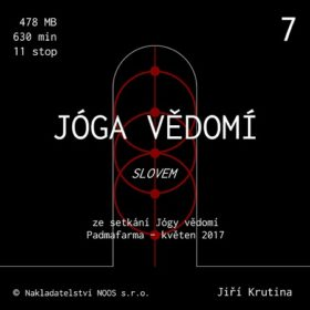 NOVINKA: Jóga vědomí slovem 7 (MP3 audio)