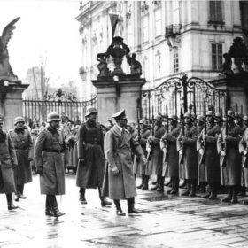 15. březen 1939 – okupace českých zemí, Karel Richter