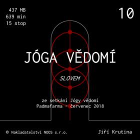 NOVINKA: Jóga vědomí slovem 10 a 11 (MP3 audio)