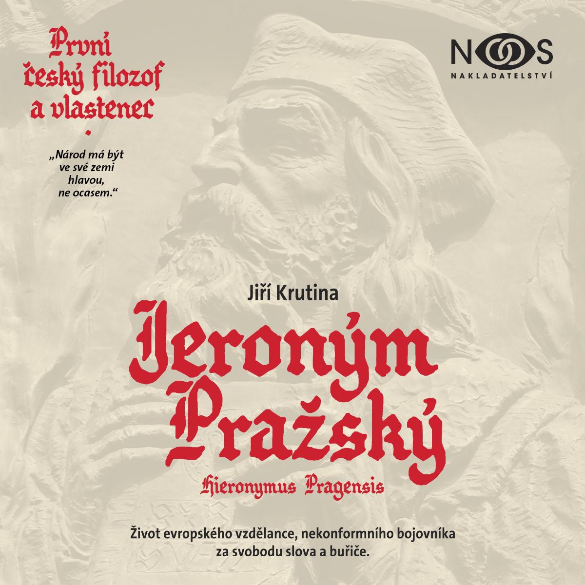 První český filozof a vlastenec Jeroným Pražský – audiokniha